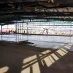 Skeg Casino - Concrete Floor